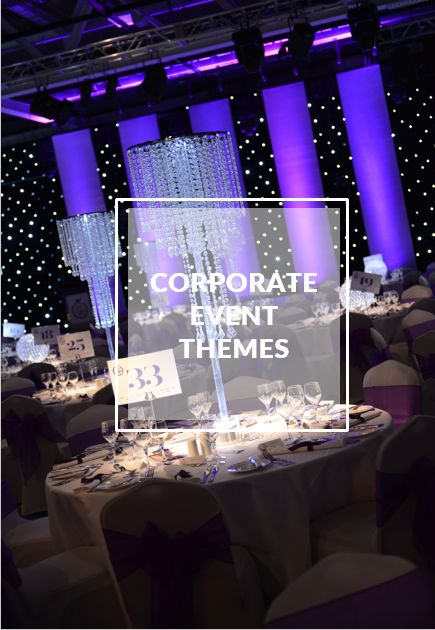 corporate event theme ideas